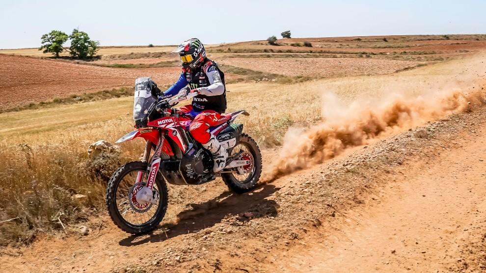 Baja Aragón - Joan Barreda - Honda - motos - Santolino - Shareina
