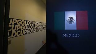 México contra Honduras Copa Oro
