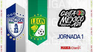 liga mx hoy: pachuca contra leon en vivo online