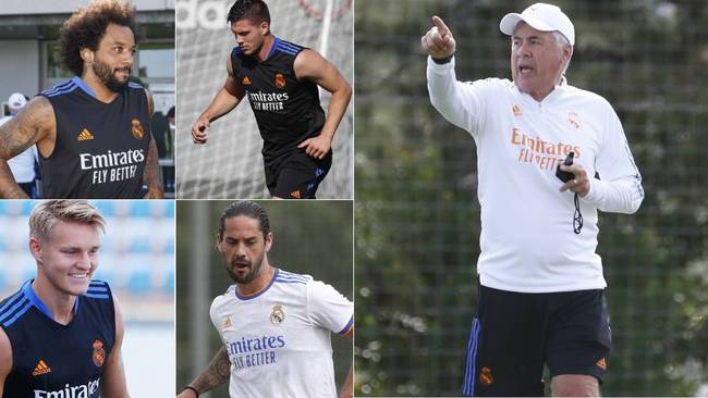 Ancelotti empieza a decidir