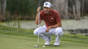 Sergio García - PGA Tour - 3M Open - Rafa Cabrera Bello - Golf