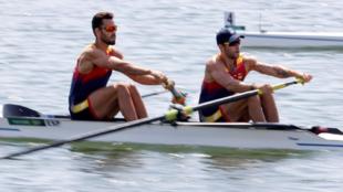 Jaime Canalejo y Javier García Ordóñez