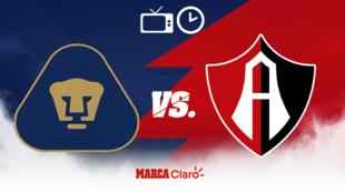 Pumas vs Atlas: Horario y dónde ver.