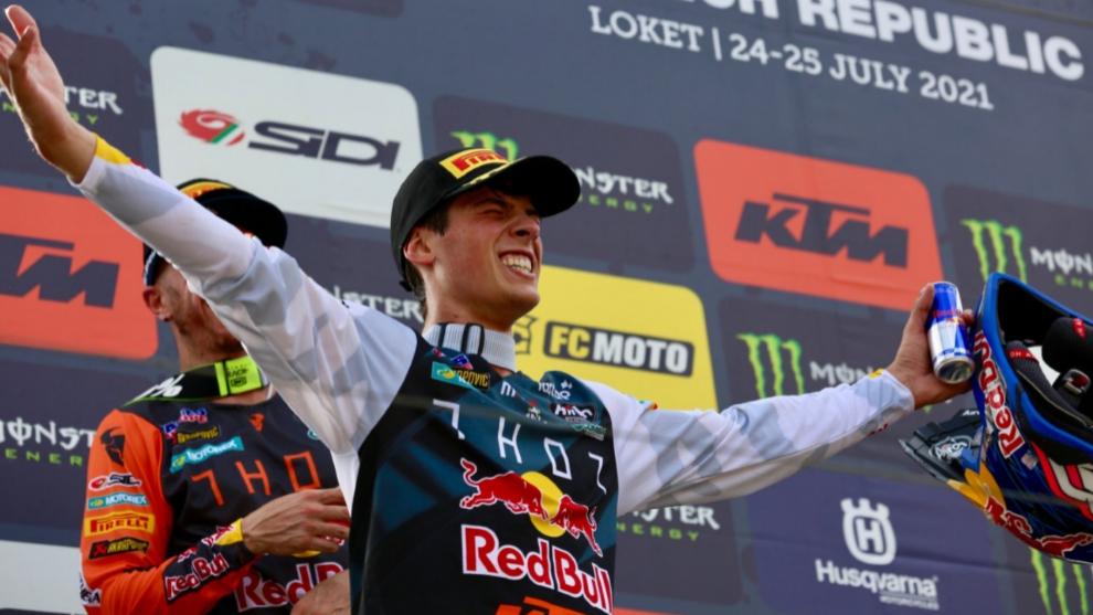 Jorge Prado vuelve a ganar