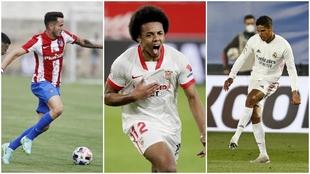 Saúl, Kounde y Varane, tres de los protagonistas del mercado de...