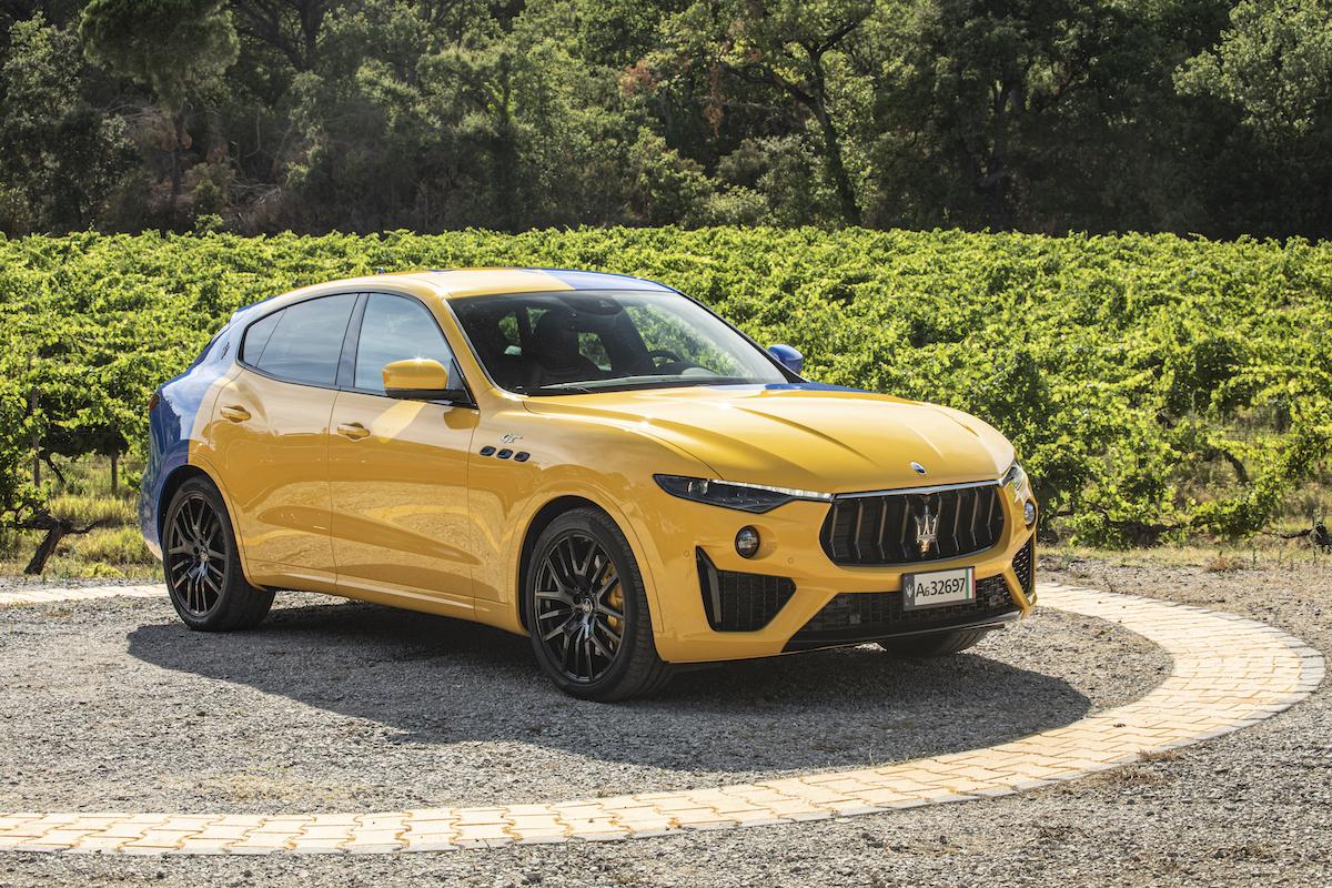 El Maserati Levante Hybrid está disponible en España desde 89.550 euros.
