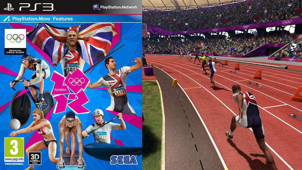Londres 2012, el videojuego oficial