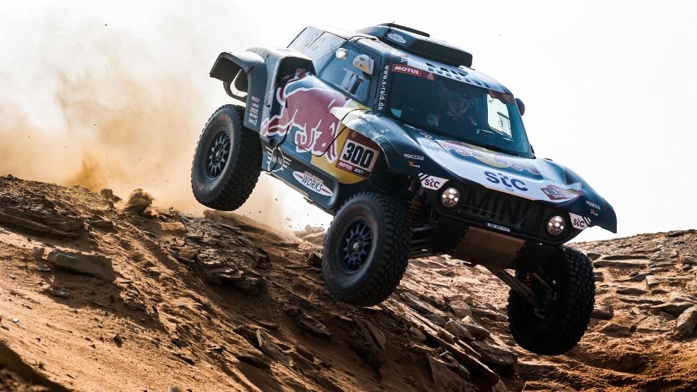 Nasser Al-Attiyah - Mini buggy - Toyota - Dakar 2022