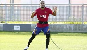 Rafinha during his Barcelona days