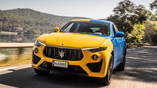 Maserati Levante Hybrid - SUV hibrido - Mild-Hybrid - Saint-Tropez -...