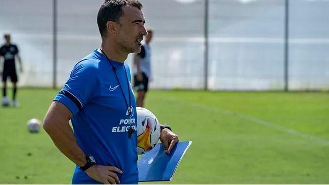 """Carcedo: """"Queremos poner a Ibiza en el mapa del fútbol profesional"""""""