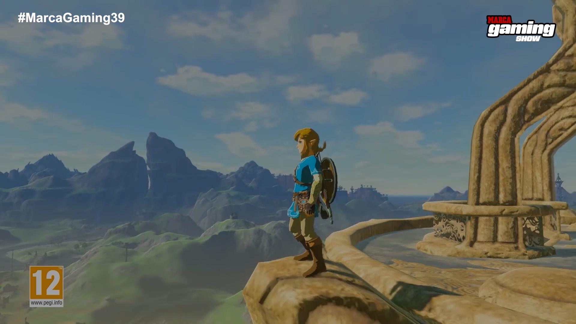 Gaming Review: The Legend of Zelda: Skyward Sword HD