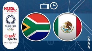 Mexico vs Sudafrica en vivo online