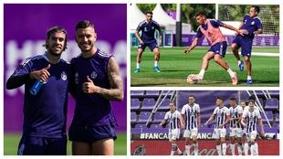 El Valladolid no disputará sus próximos amistosos de pretemporada.