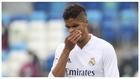 Varane, en un partido con el Real Madrid