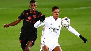 Varane se acerca al Manchester United.