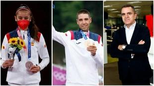 España calcula 15 medallas