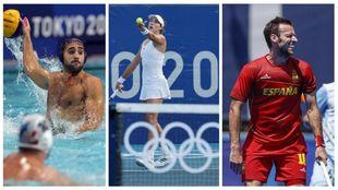 Waterpolo, tenis y hockey son algunas de las disciplinas de esta nueva...