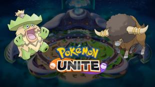 pokemon unite ludicolo bouffalant