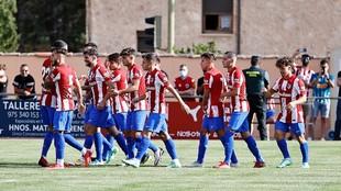 Atlético Numancia El Burgo de Osma
