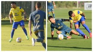 El conjunto cadista pardió 2-1 ante la UD Las Palmas