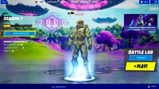 La cuenta atrás de Fortnite