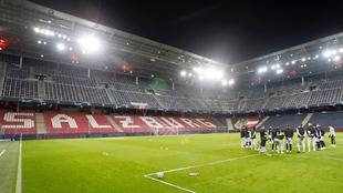 El Atleti jugará en Austria se segundo encuentro de pretemporada.