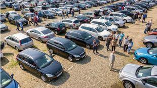 Milanuncios ha registrado más de 60 millones de búsquedas de coches...