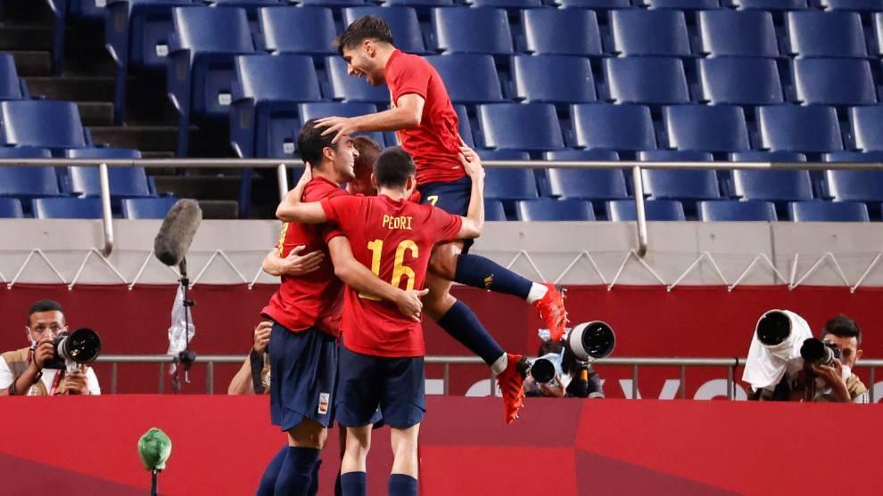 España juega con fuego: a cuartos ante Costa de Marfil