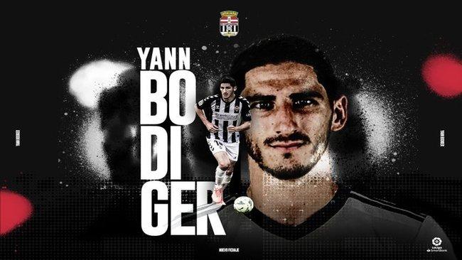 Yann Bodiger, calidad para el mediocampo del Cartagena