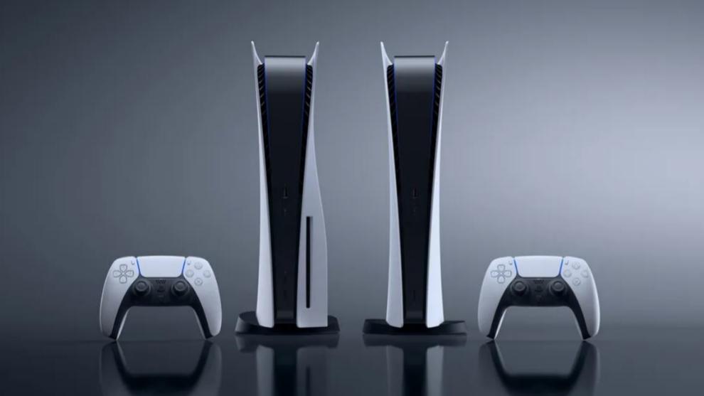 Los dos modelos de PlayStation 5