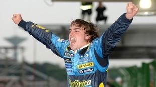 25 de septiembre de 2005, campeón del mundo en Brasil.