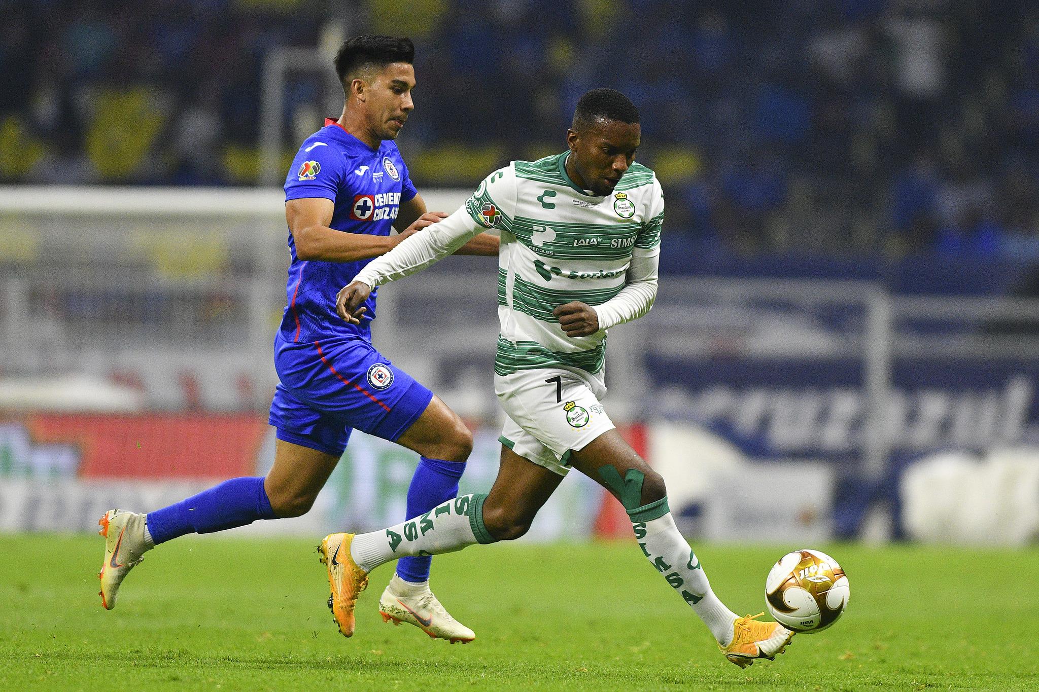 Santos Cruz Azul final jornada 2
