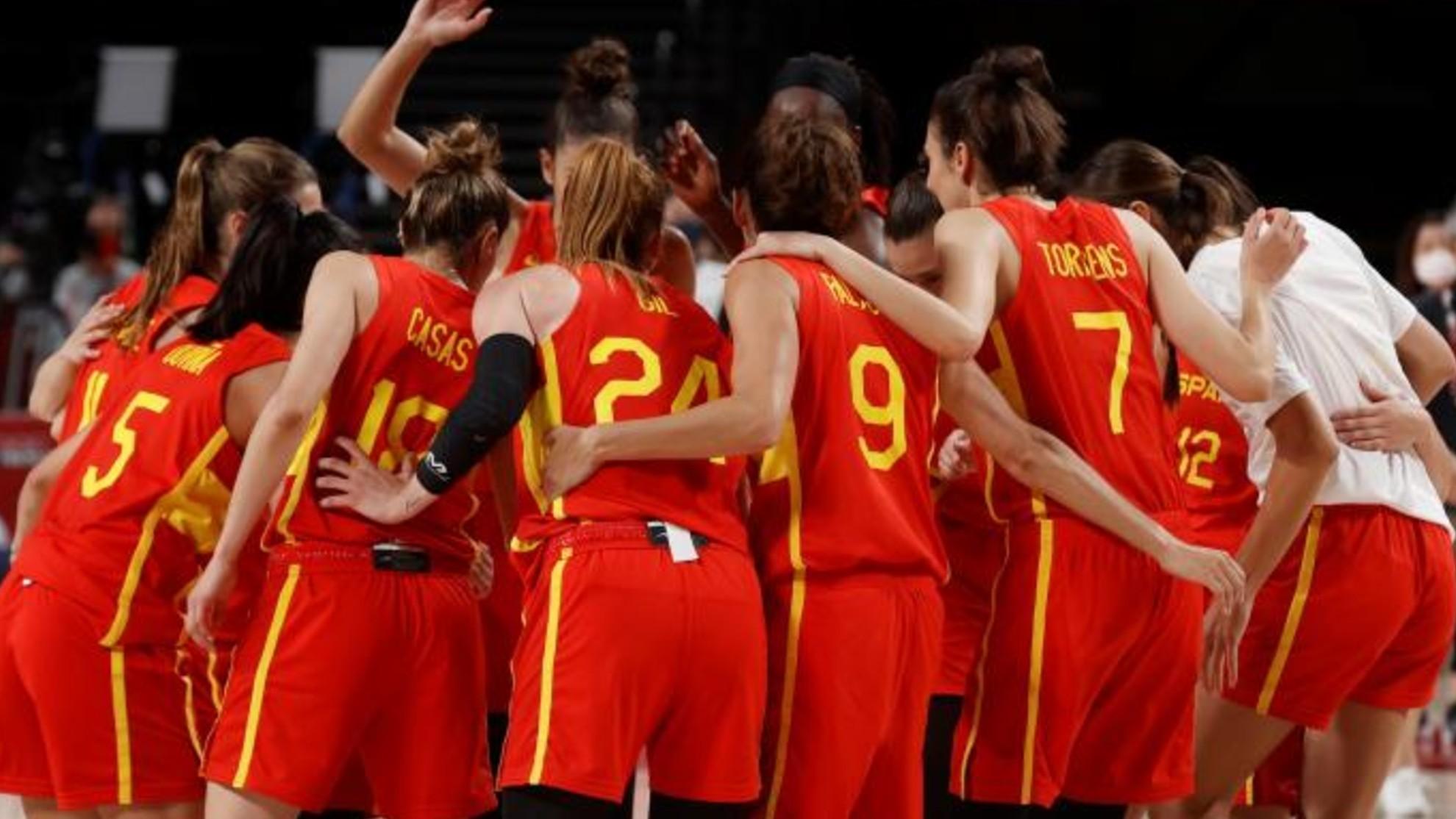 España - Serbia en directo