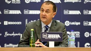 José María Muñoz, administrador judicial