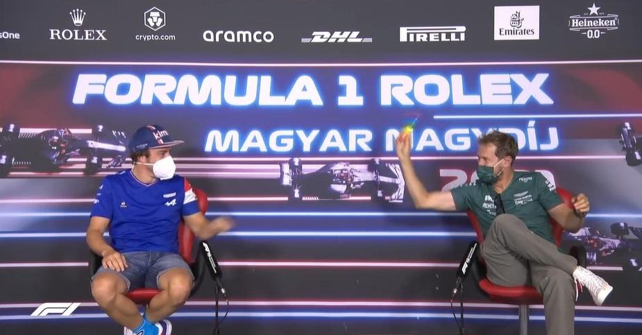 """Fernando Alonso: """"A los 20 no creía que seguiría aquí a los 40"""""""