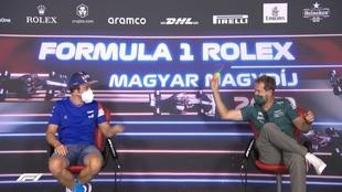"""Fernando Alonso: """"Hasta a mí me sorprende cuando veo el 40 por todos lados"""""""