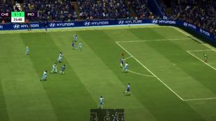 Una imagen del nuevo FIFA 22