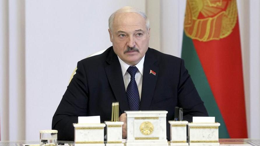 El presidente Lukashenko