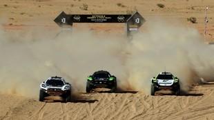 Extreme E - Island X Prix - Cerdeña - cuarta carrera - calendario
