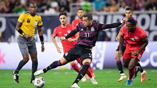 México vs Canadá, ve el resumen del partido de la semifinal en la...