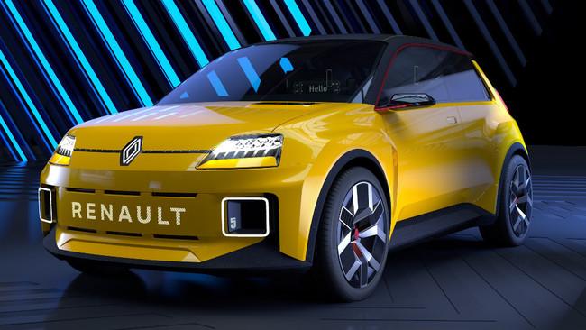 Renault acelera su plan Renaulution para alcanzar a VW en el mercado eléctrico