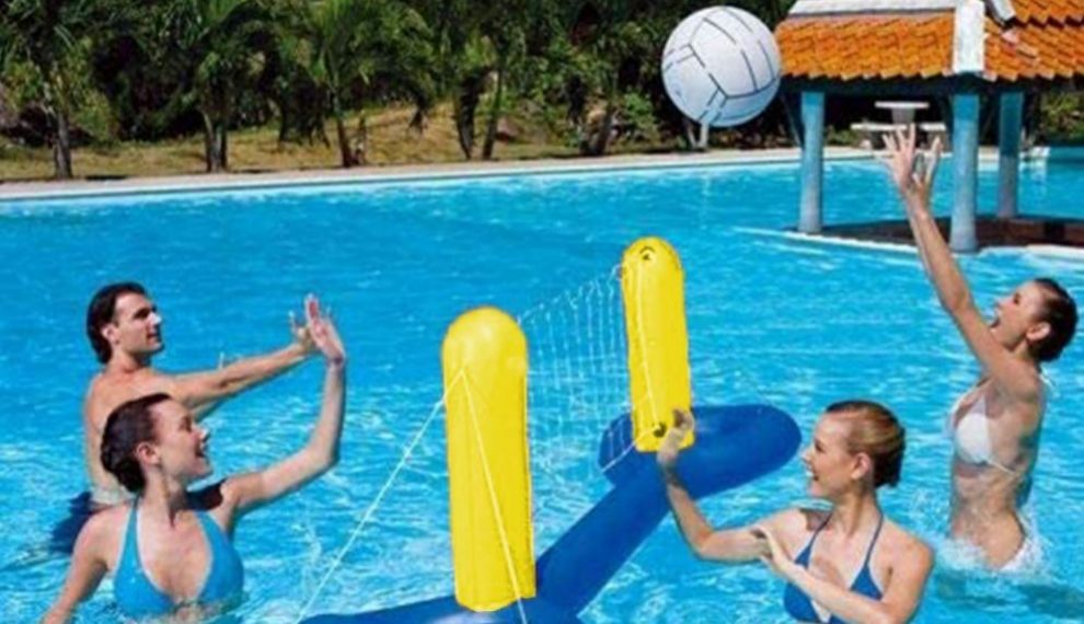 Los accesorios acuáticos para grupos son los más demandados en estos...