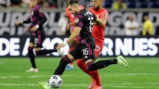 Héctor Herrera México Copa de Oro