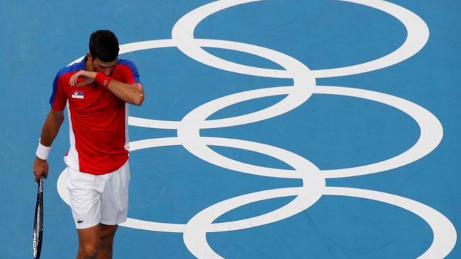 ¡Djokovic se despide del 'Golden Slam'!: se jugará el bronce con Carreño