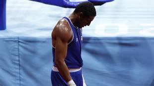 Reyes Pla tras caer en cuartos de final de los Juegos