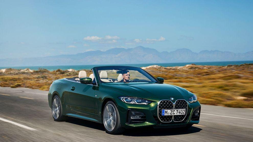Con el BMW M440i Cabrio, la diversión está asegurada