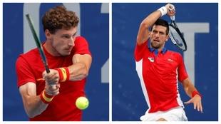 Pablo Carreño - Novak Djokovic: horario y dónde ver por TV y online...