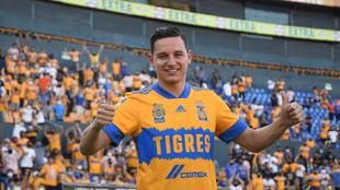 gignac thauvin Tigres piojo Herrera