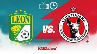 leon vs tijuana en vivo online